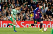 Guardado: Kiedy Messi gra w ten sposób, pokonanie Barcelony jest prawie niemożliwe