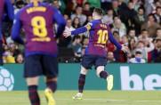 Leo Messi samodzielnym liderem w liczbie wygranych meczów w barwach Barcelony