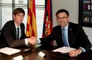Barcelona za bardzo pospieszyła się z Juanem Mirandą