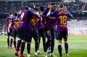 Statystyczna dominacja Barcelony w LaLidze