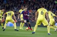 AS: W najbliższym czasie rotacje w składzie Barçy możliwe tylko w meczach z Villarrealem i Huescą