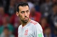 Sergio Busquets: Piłkarze muszą uważać na to, co mówią