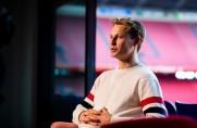 Tonny Bruins Slot: Cruyffowi ogromnie podobałaby się gra Frenkiego de Jonga
