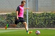 Sergi Samper: Nie grałem od miesięcy, ważne jest to, aby ponownie poczuć się piłkarzem