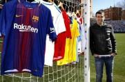 Roberto Trashorras: Cruyff poprosił mnie, abym uprzykrzył życie Xaviemu