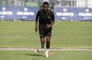 AS: Ousmane Dembélé walczy o jak najszybszy powrót do gry