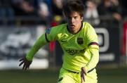 Barça B pokonała Deportivo Ebro dzięki bramce Monchu