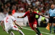 Przedstawiciele Barçy obserwowali kilku piłkarzy podczas meczu Portugalii z Serbią