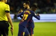 AS: Umiarkowane rotacje w składzie Barçy w meczu z Realem Sociedad