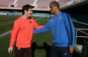 Rivaldo: Gdyby zależało to ode mnie, dałbym Złotą Piłkę Messiemu już teraz
