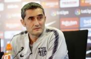 Ernesto Valverde: Pep Guardiola jest najlepszym trenerem niezależnie od odpadnięcia z Ligi Mistrzów