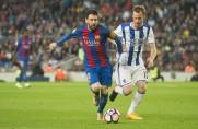 Lista piłkarzy Realu Sociedad powołanych na mecz z Barceloną