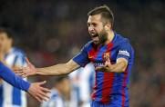 Jordi Alba: Mistrzostwo wydaje się czymś łatwym do osiągnięcia, ale trzeba na nie zapracować