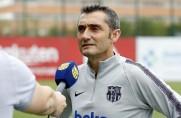 Ernesto Valverde: Jeszcze nie jesteśmy mistrzami Hiszpanii