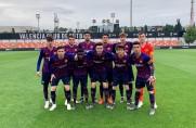 Barça B przegrywa z Valencią Mestalla i oddala się od awansu do Segunda División