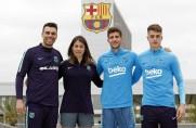 Potęga wszystkich sekcji Barçy - cztery drużyny w półfinałach rozgrywek UEFA