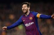 Kylian Mbappe goni Leo Messiego w klasyfikacji Złotego Buta