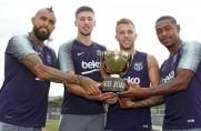 Mundo Deportivo: Barcelona negocjuje z Arsenalem w sprawie meczu o Puchar Gampera