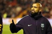 Sport: Barcelona chce przedłużyć współpracę z Arturo Vidalem
