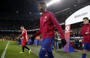 Kto uzupełni linię ataku Barcelony w rywalizacji z Liverpoolem?