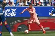 AS: Malcom znów może wcielić się w rolę lewego wahadłowego w meczu z Deportivo Alavés