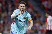 Sport: Zbliża się jubileuszowy mecz Leo Messiego w roli kapitana Barcelony