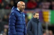 Barcelona zmorą trenera Abelardo