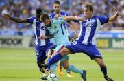 Finał ligi 2019, odcinek 4. Deportivo Alavés - FC Barcelona 21:30