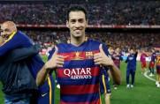 Sergio Busquets: Chcielibyśmy zdobyć mistrzostwo na Camp Nou