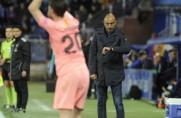Abelardo: Spisywaliśmy się dobrze, ale przeciwko Barcelonie trzeba zagrać perfekcyjnie, żeby móc zwyciężyć