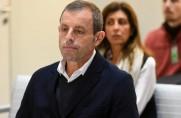 Oficjalnie: Sandro Rosell uniewinniony!