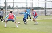Piłkarze Barcelony odbyli trening regeneracyjny po zwycięstwie z Deportivo Alavés [WIDEO]