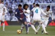 Barcelona może w tym sezonie pobić rekord pod względem przewagi punktowej nad Realem Madryt