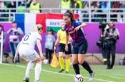 Piłkarki FC Barcelony przegrały 1:4 z Lyonem w finale Ligi Mistrzyń