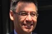 Sport: Josep Maria Bartomeu mediatorem w wewnętrznej debacie na temat transferu Griezmanna