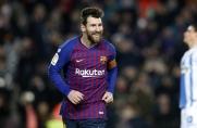 Leo Messi przypieczętuje dziś szóste Trofeo Pichichi i dogoni Telmo Zarrę