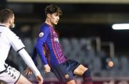 Porażka Barçy B na zakończenie sezonu w Segunda División B