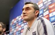 Ernesto Valverde: Nie wiem, czy Philippe Coutinho i Arthur będą gotowi na finał Pucharu Króla