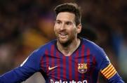 Niesamowite statystyki Leo Messiego w LaLidze 2018/19