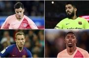 Którzy zawodnicy Barcelony zdążą wyleczyć urazy na finał Pucharu Króla?