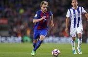 Daily Express: Manchester United gotowy zapłacić 40 milionów euro za Ivana Rakiticia