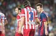 Sport: Filipe Luis zaoferował się Barcelonie, która poszukuje zmiennika Jordiego Alby