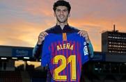 Carles Aleñá: Im więcej wychowankówawansuje do pierwszej drużyny, tym lepiej