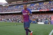 Mecz z Valencią może być dla Malcoma ostatnim spotkaniem w barwach Barcelony