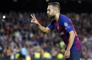 W finale Pucharu Króla Jordi Alba rozegra swój 300. mecz w barwach FC Barcelony