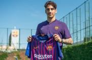 Oficjalnie: Ludovit Reis piłkarzem Barcelony