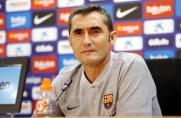 Ernesto Valverde: Mamy szansę na zdobycie trofeum i nie możemy dłużej myśleć o porażce na Anfield