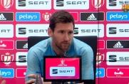 Leo Messi: W żadnym momencie nie rozważałem opuszczenia Barcelony