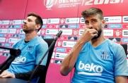 Gerard Piqué: Zawsze chcemy grać w stylu Barcelony, tego nauczyliśmy się w La Masii