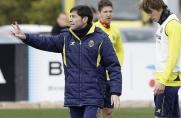 Trener Valencii Marcelino jeszcze nigdy nie wygrał z Barceloną